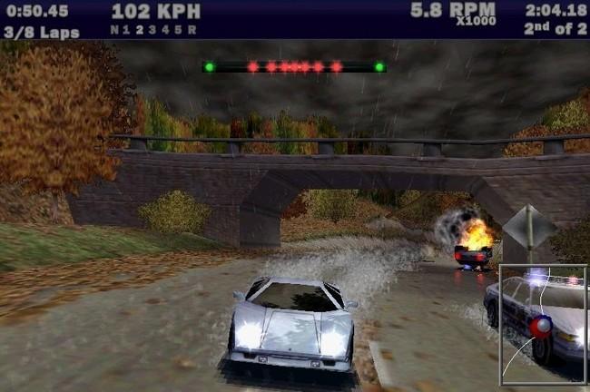 Жажда скорости  История серии игр Need for Speed и первые