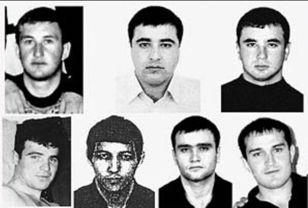 Septiņi nogalinātie. Navalny.com