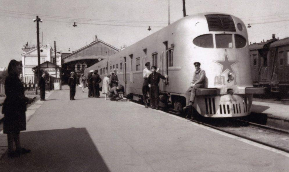 Trīs fakti par dzelzceļu Latvijā no 1949. līdz 1960. gadam