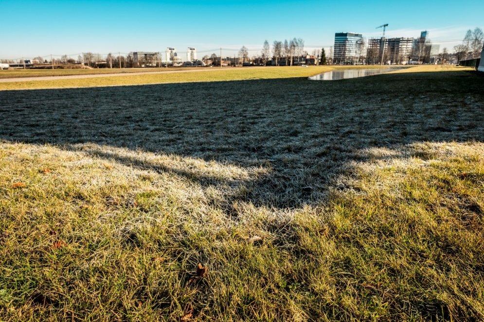 Ganību placis Rīgā, kas gaida 160 miljonus eiro