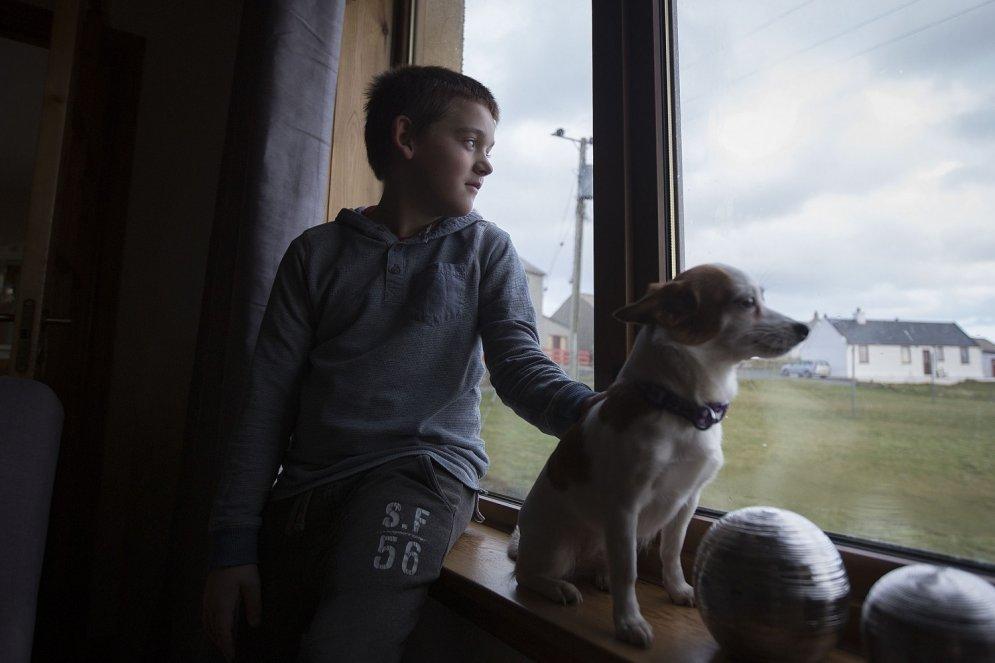 Foto: Kā dzīvo vientuļākais skolas puika pasaulē