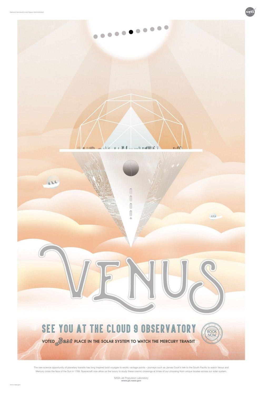 Brīvdienas uz Marsa - 'NASA' iztēlojas nākotni