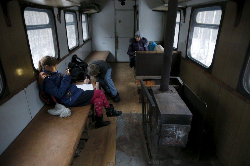 Gandrīz izmiris ciems Krievijā: dzīve tur, kur beidzas dzelzceļš