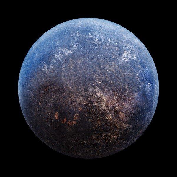 Kā mājas apstākļos uzņemt bildes, lai izskatās pēc planētām