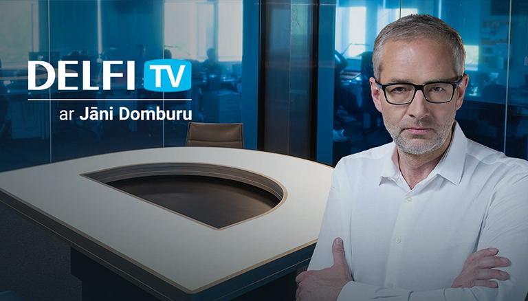 'Delfi TV ar Jāni Domburu': par skandālu 'Rīgas satiksmē' atbild Anrijs Matīss