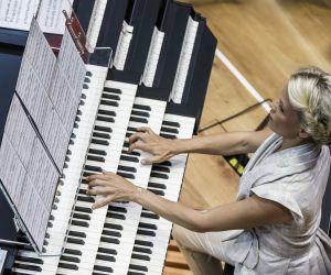 Ērģelnieces Ivetas Apkalnas solokoncerts