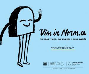 """Kampaņa """"Viss ir Norm.a"""""""